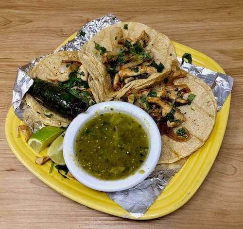 Tacos Patron